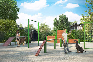 Playground_for_dogs